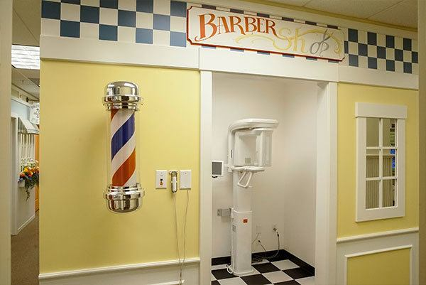 play area barber
